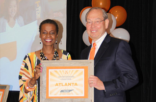 Alumni Chapters Recognized at Big Orange Awards Bash