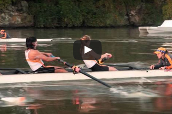 Athletics Student Life with Tennessee Rowing