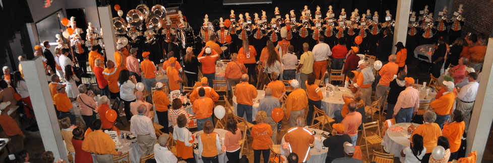 Big Orange Tailgate Tour