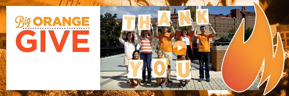Thank You, Vol Nation!